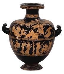ギリシャ壺 ギリシア壺 牧神の午後 ニジンスキー 影響 バレエ