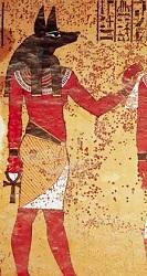 エジプト 壁画 ニジンスキー 牧神の午後
