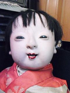明治抱き人形
