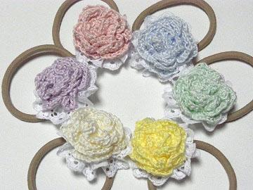 薔薇ヘアゴム0409 (3)
