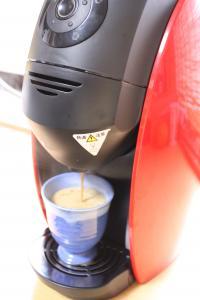 コーヒー淹れてます