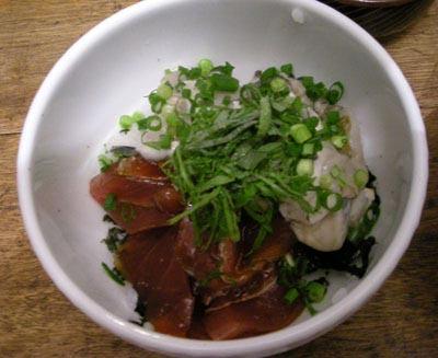 海鮮丼!2007.12.25