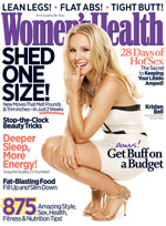 Women's Health Oct 09 issue