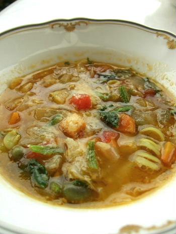 イルポルトスープ