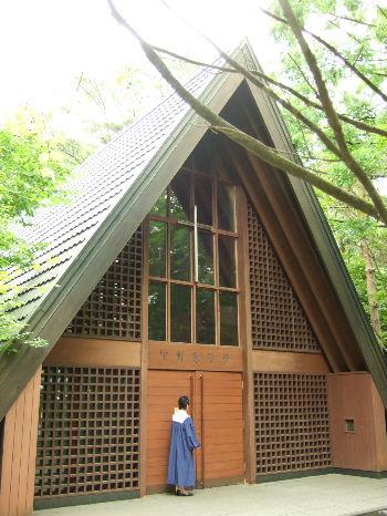 軽井沢高原教会2