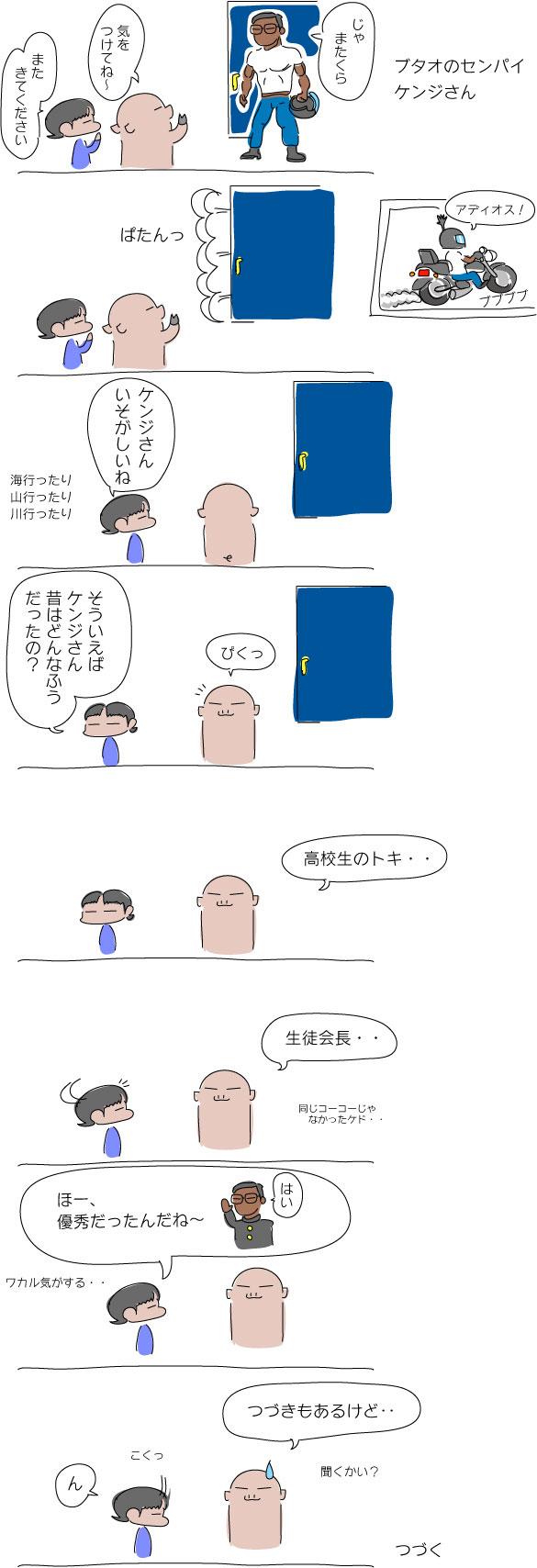 ケンジアニキ