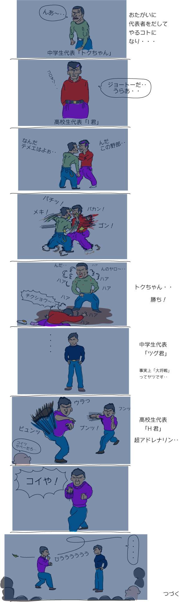 ケンジアニキ3