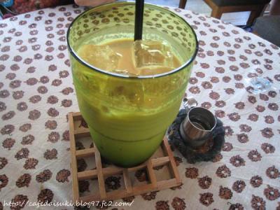 OMO茶や。◇アイスココナッツミルクティー