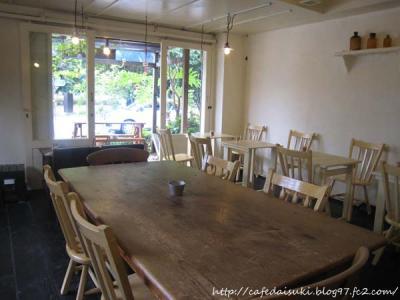 Cafe shibaken◇店内
