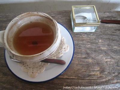 CAFE トワトワト◇ランチセット紅茶(ダージリン)