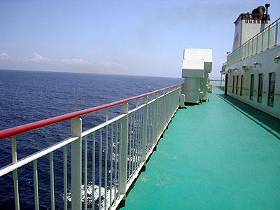 紀伊半島沖