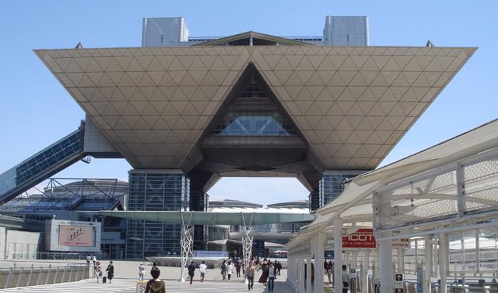 デザインフェスタ2010の様子_東京ビッグサイト