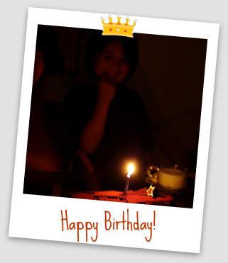 己流 誕生日