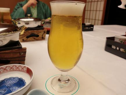 佳松苑ビール