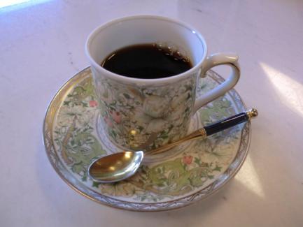 佳松苑 コーヒー