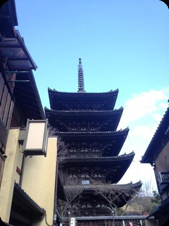 法観寺-八坂ノ塔-