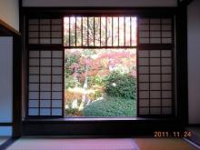源光寺□窓