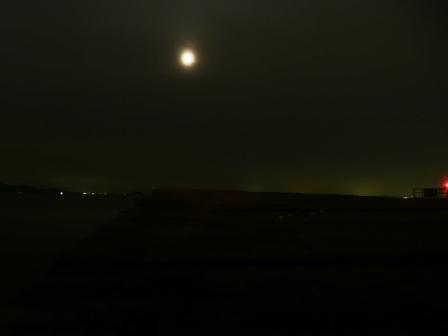 夜のびわ湖