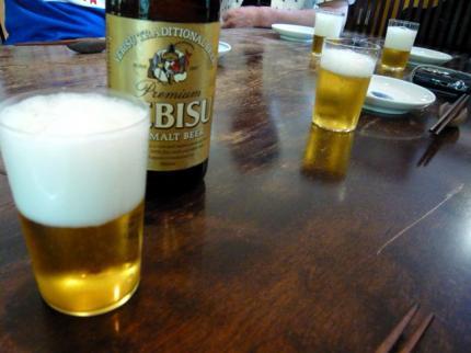 09-7-24 ビール