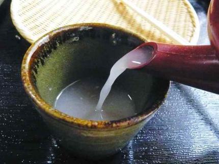 09-8-1 蕎麦湯