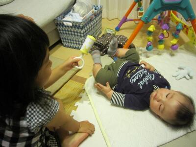 惣平&あおいちゃん