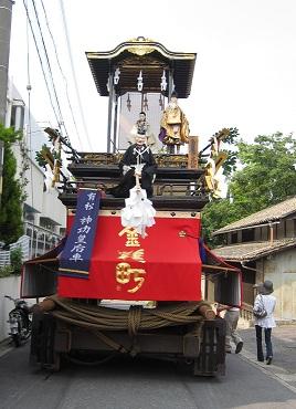 2010.東山車