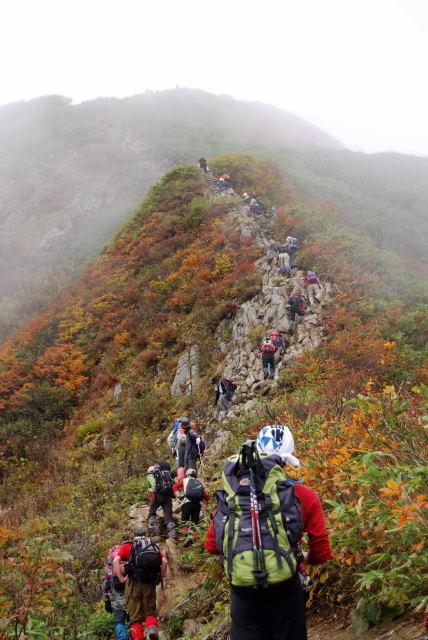 091010雨飾山・笹ヶ峰18