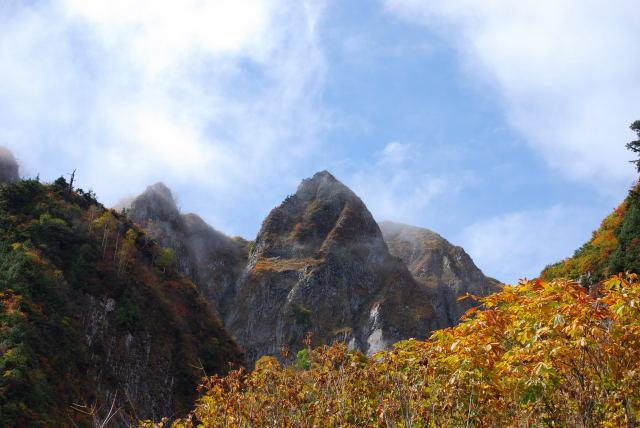091010雨飾山・笹ヶ峰21