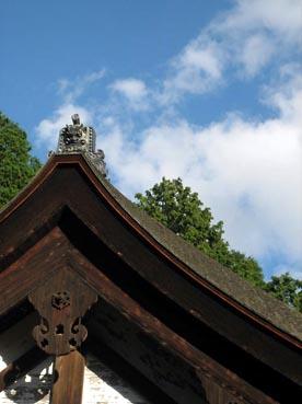 やっぱり良い天気:長命寺