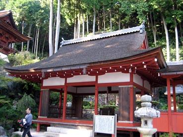 神社:長命寺