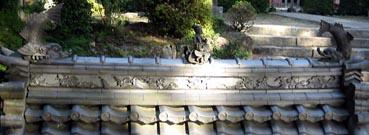 阿吽の鯱:長命寺