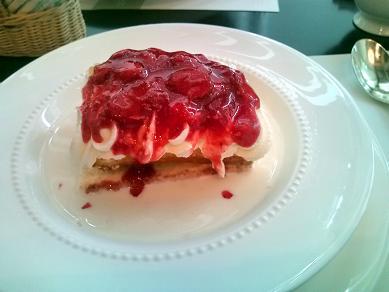 アメリカンショートケーキ(ストロベリー)