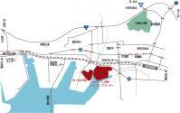 ロックタウン地図広域
