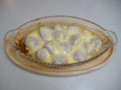 白子のマヨネーズ焼き