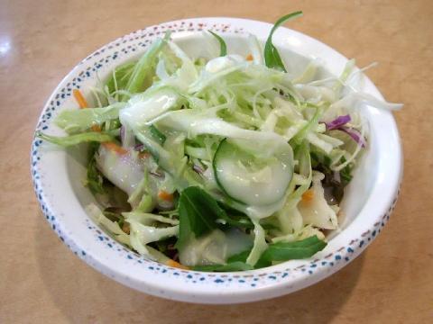 丸寿司・サラダ2