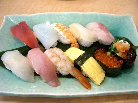 丸寿司・特丸ランチ