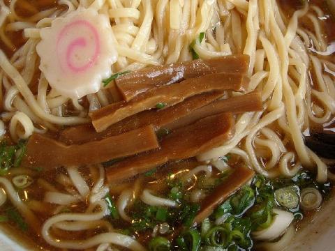 肉拉麺SEN古正寺店・ラーメン 具