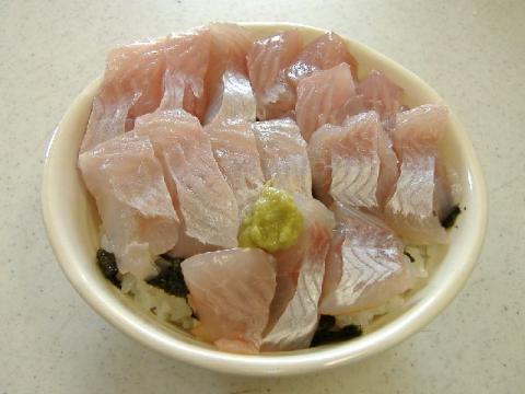 オキメバル丼