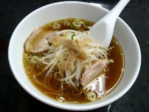 福臨軒・醤油ラーメン