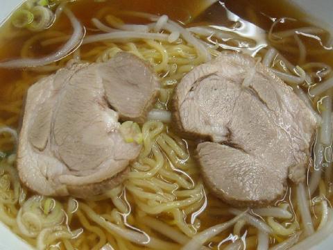 福臨軒・醤油ラーメン チャーシュー