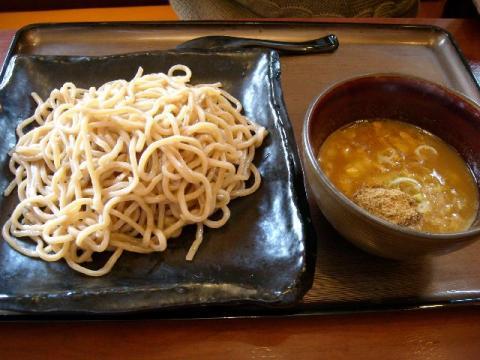 さんぽう亭三条四日町店・つけ麺「極」