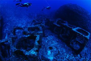 魚礁(与那国島)
