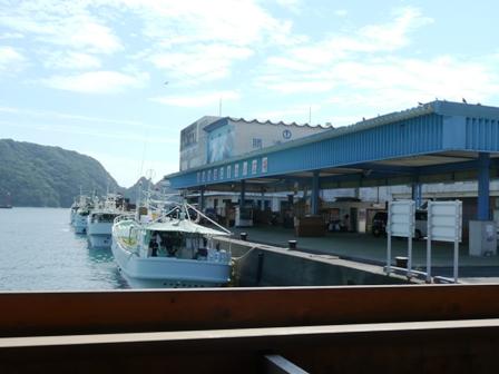 勝浦漁港(5)