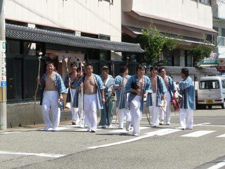 勝浦祭り(2)