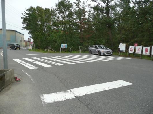 CN9A 路肩駐車