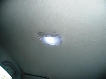 LEDルームランプ(2)
