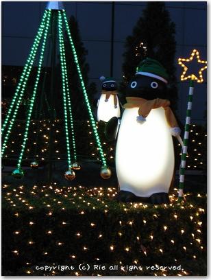 聖歌隊ペンギン