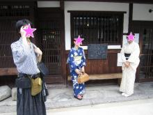20110703 奈良きもの日和 カナカナ打ち合わせ (1)★