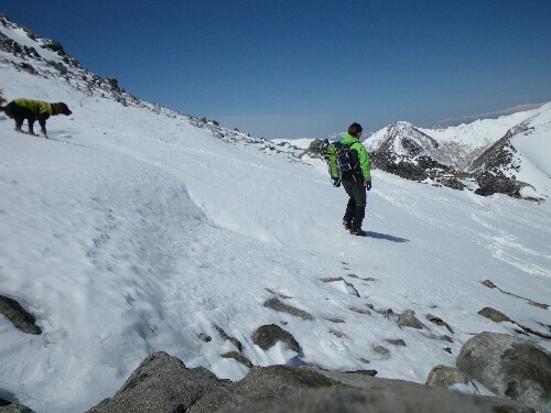 2011.04.01 茶臼岳登山ルート視察 019
