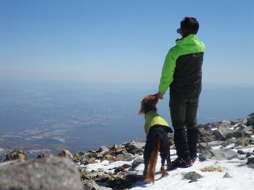 2011.04.01 茶臼岳登山ルート視察 018